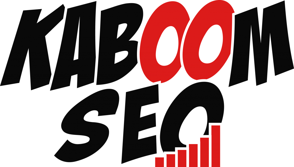 Kaboom SEO logo