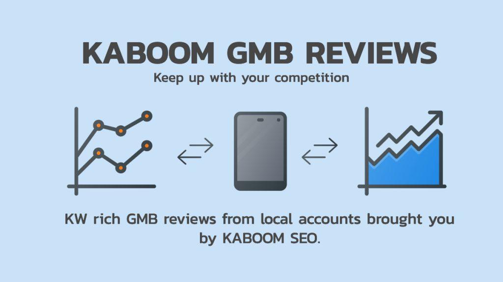 GMB Reviews 1